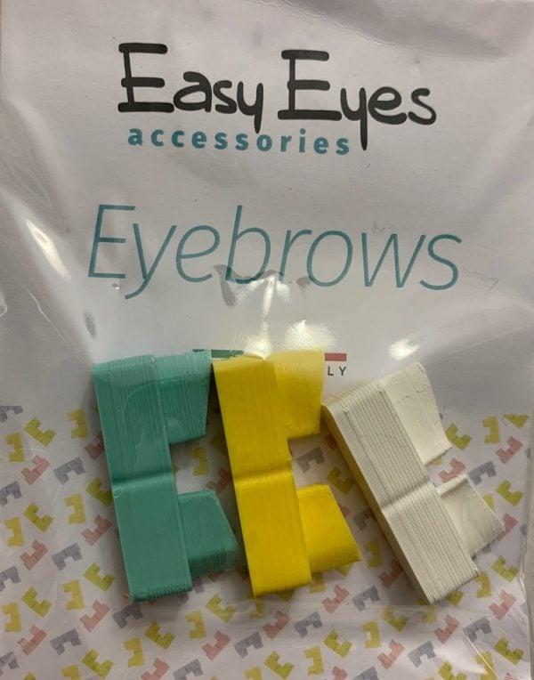 Easy eyebrows